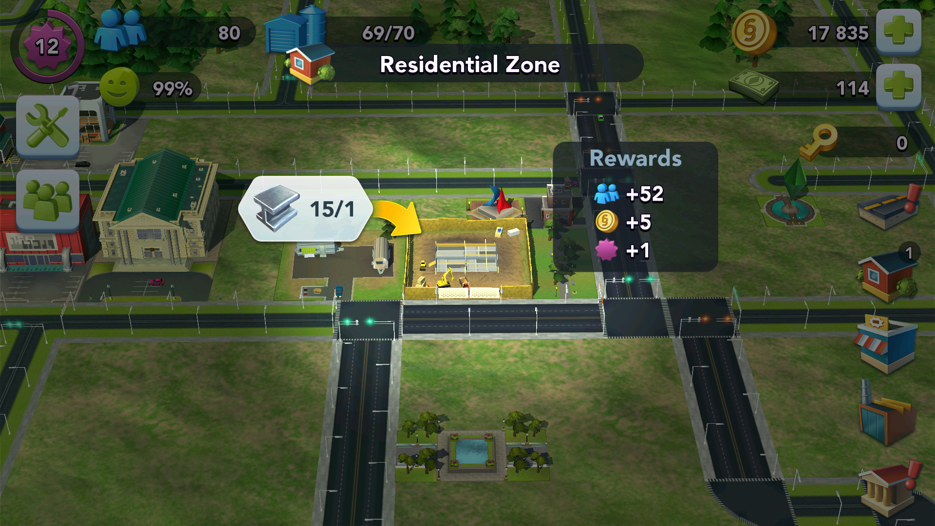 Ten Ton Hammer | SimCity Newbie Mayor's Strategy Guide