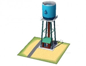 Basic Water Tower