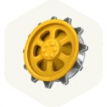 Dozer Wheels