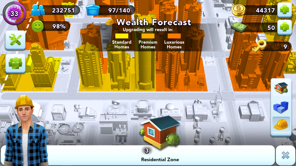 Screenshot - Wealth Forecast