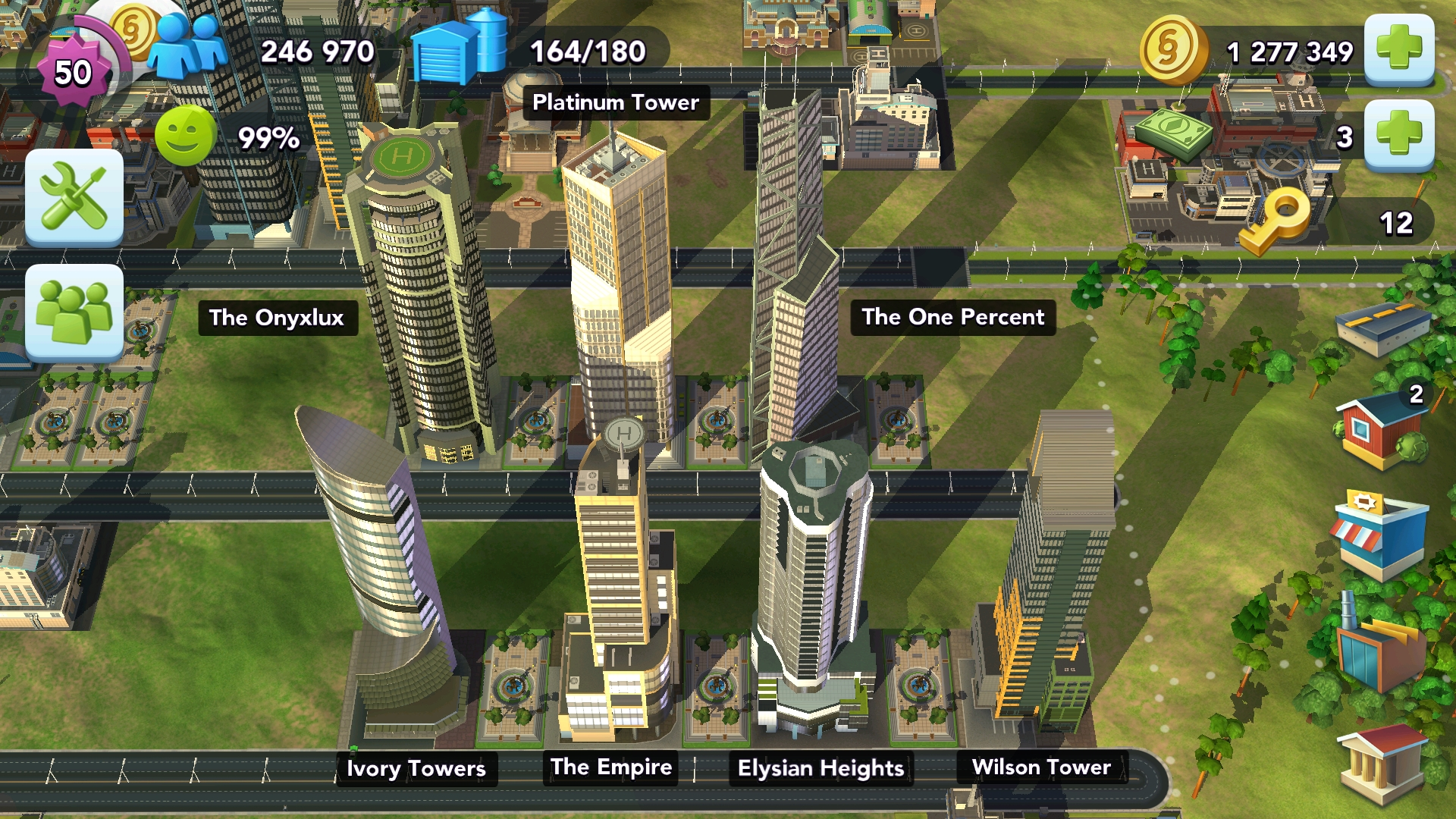 Simcity  How To Build Skyscrapers