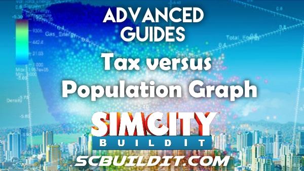 Tax v Population