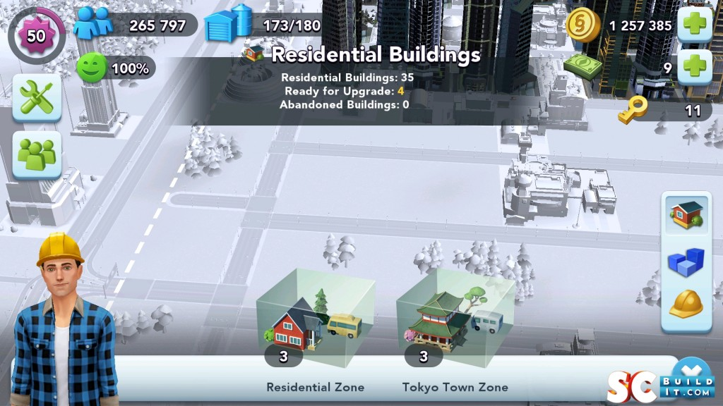 "New Building - ""Tokyo Town Zone"""